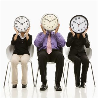 three-people-with-clocks